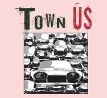 Town US Baby Tee
