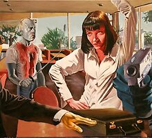 pulp fiction by opio9