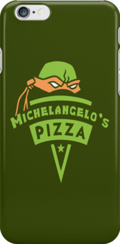Michelangelo's Pizza by johnbjwilson