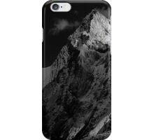 Maligne Lake mountains iPhone Case/Skin