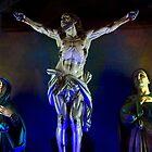 Jesus On The Cross - Azogues by Al Bourassa