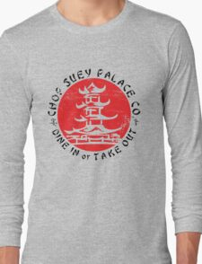 Chop Suey Palace Long Sleeve T-Shirt