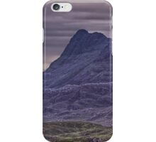Suilven Panorama iPhone Case/Skin