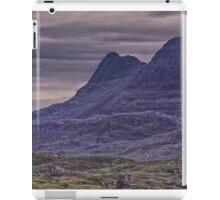 Suilven Panorama iPad Case/Skin