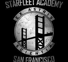 Starfleet Academy by CXPStees