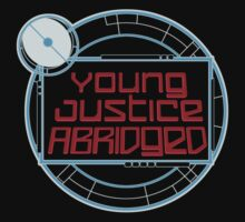 Young Justice Abridged Logo T-Shirt