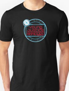 Young Justice Abridged Logo Unisex T-Shirt