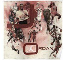 Rare Air-Michael Jordan Poster
