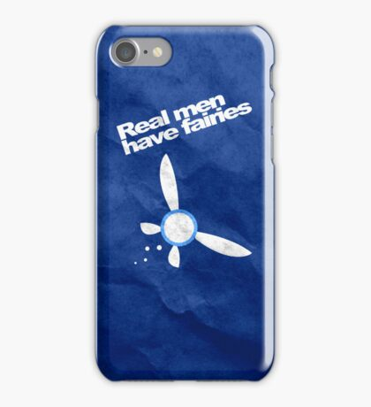 Real Men Have Fairies iPhone Case/Skin