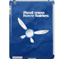Real Men Have Fairies iPad Case/Skin