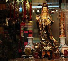 Golden Buddha by Vincent0clt