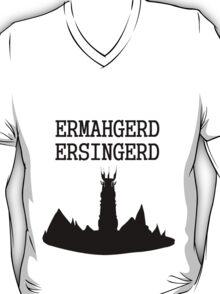 ERMAHGERD ERSINGERD T-Shirt