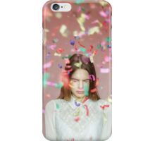 unexpected happiness iPhone Case/Skin