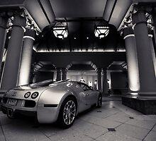 Bugatti Veyron Grandsport by Mo Satarzadeh