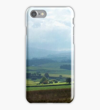 Swaledale, Yorkshire UK iPhone Case/Skin