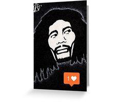 One love One like Greeting Card