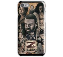 Z Nation iPhone Case/Skin
