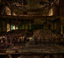 Mosquito theater by MrStoof