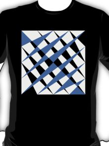 Cracks In The Geometry (for dark t-shirts) T-Shirt