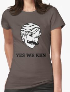 Yes We Ken Womens Fitted T-Shirt