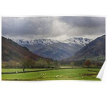 The Lake District..Great Langdale Poster