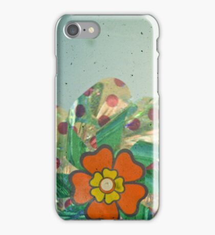 The Silver Flower iPhone Case/Skin
