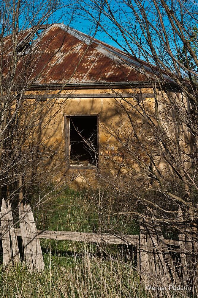 Open Window Two by Werner Padarin