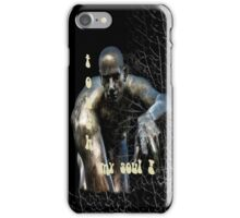 touch my soul! iPhone Case/Skin