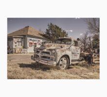 Tucumcari Tow Truck One Piece - Short Sleeve