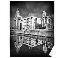The Liver Building Poster