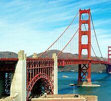 Golden Gate Bridge by franceslewis