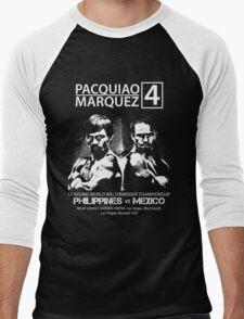 Boxing Advert tee Men's Baseball ¾ T-Shirt