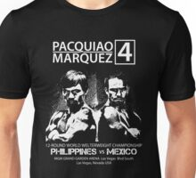 Boxing Advert tee Unisex T-Shirt