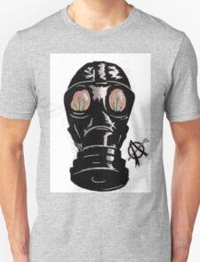 Masking the problem. Unisex T-Shirt