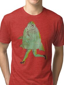 The Reverse Mermaid Tri-blend T-Shirt