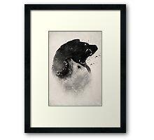 Polar Opposites  Framed Print