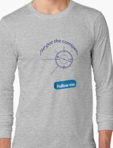 Compass Long Sleeve T-Shirt