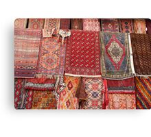 Turkish rugs Canvas Print