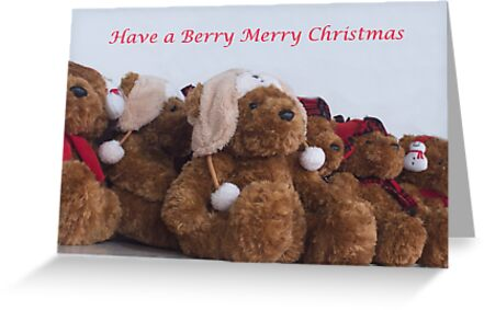 A berry merry christmas by Penny Rinker