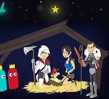 A Very Gamer Christmas by Adam Leonhardt