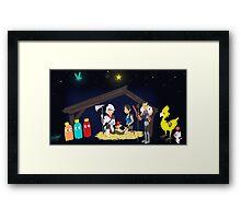 A Very Gamer Christmas Framed Print