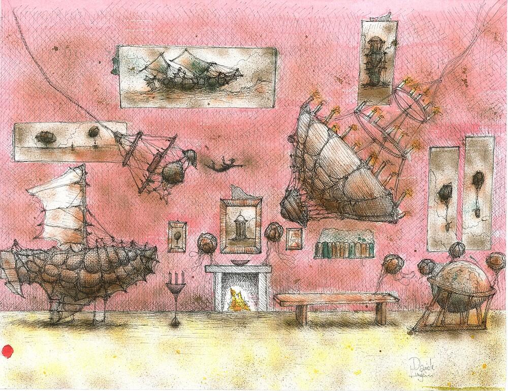 Sweet Home by Daniele Lunghini