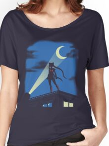 Moon Knight Rises Women's Relaxed Fit T-Shirt