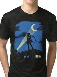 Moon Knight Rises Tri-blend T-Shirt