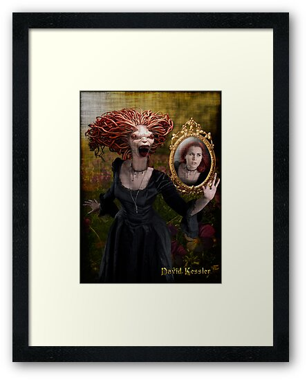 Mirror, mirror on the wall by David Kessler