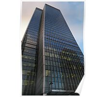 Office Tower Poster