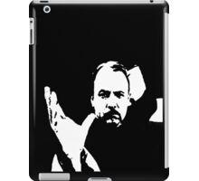 jonathan quayle higgins III  iPad Case/Skin