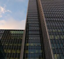 Office Tower by Iain McGillivray
