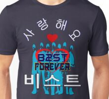 ㋡♥♫Love B2ST Forever Splendiferous Clothes & Stickers♪♥㋡ Unisex T-Shirt