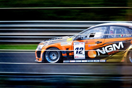 Motorsport superstars by enphoto